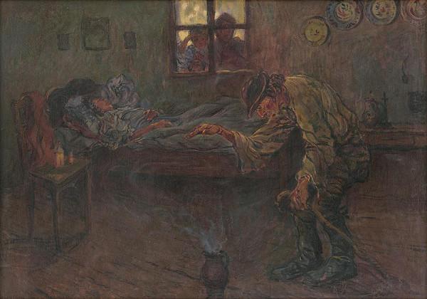 Gustáv Mallý – Dedinský zaklínač