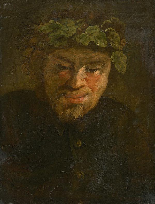 Taliansky maliar, Západoeurópsky maliar z 18. storočia - Bakchus