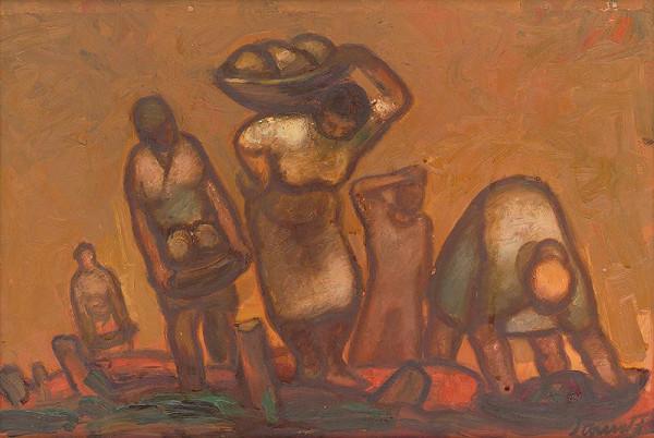 Michal Staudt - Ženy stavajú hrádze