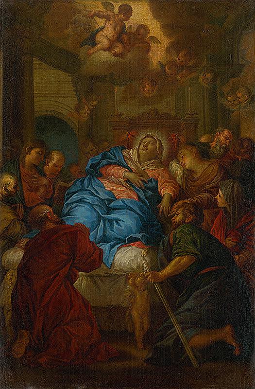 Antonio Merli – Smrť Panny Márie