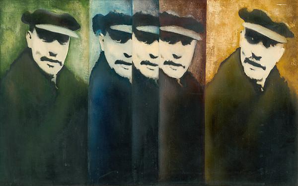 Viera Žilinčanová - Lenin