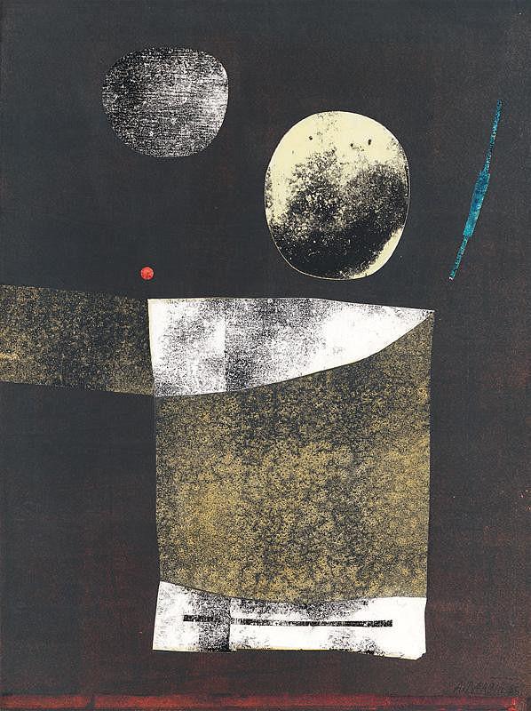 Andrej Barčík – Figúra s mesiacom