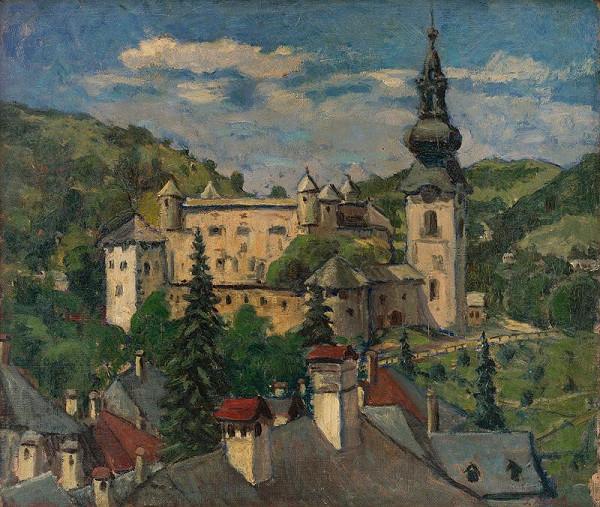 Jozef Kollár – Štiavnický hrad