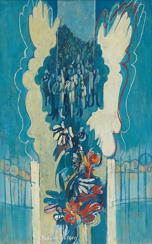 Ladislav Berger – Otvorená brána