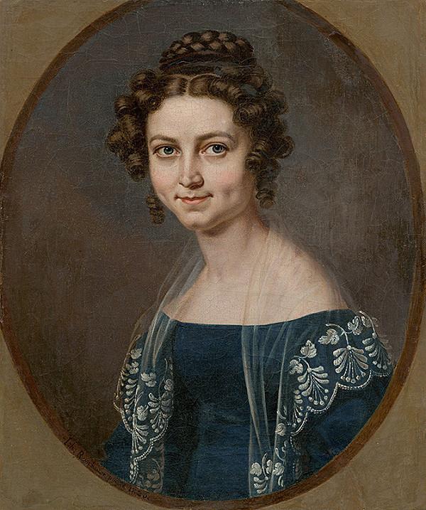 Ján Rombauer - Podobizeň mladej ženy