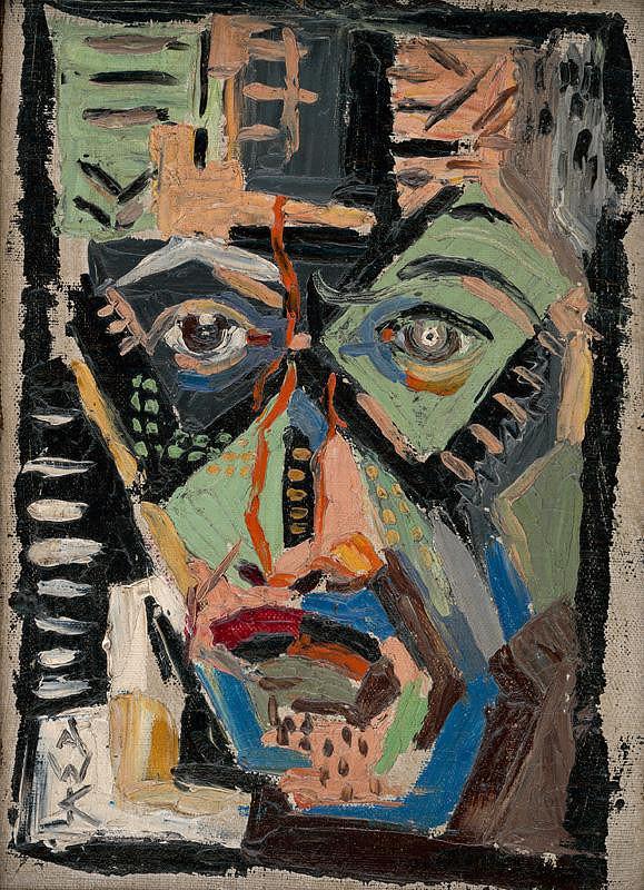 Arnold Peter Weisz-Kubínčan – Tvár muža