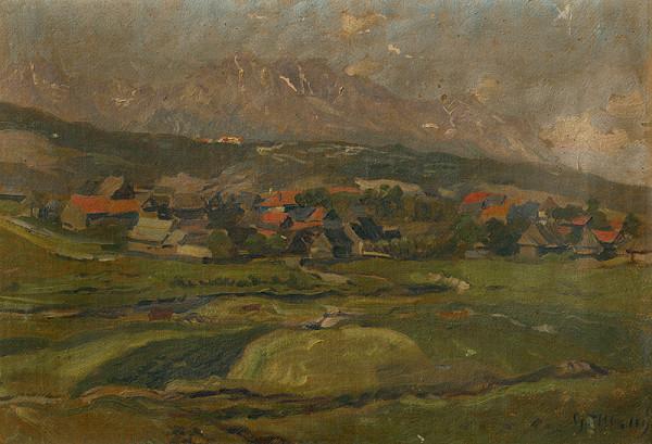 Gustáv Mallý - Važec