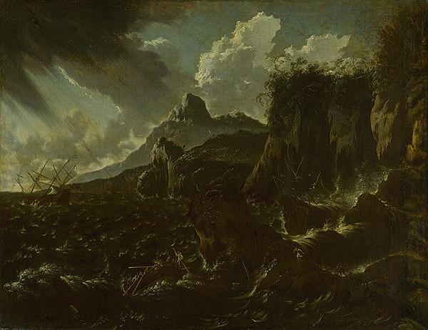 Hans de Jode – Stroskotanie v búrke