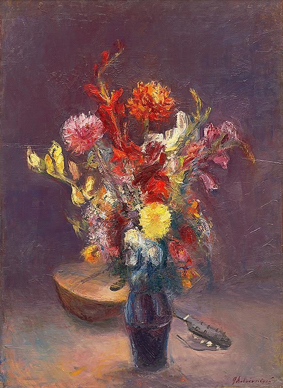Gabriela Balažovičová - Pieseň a kvety