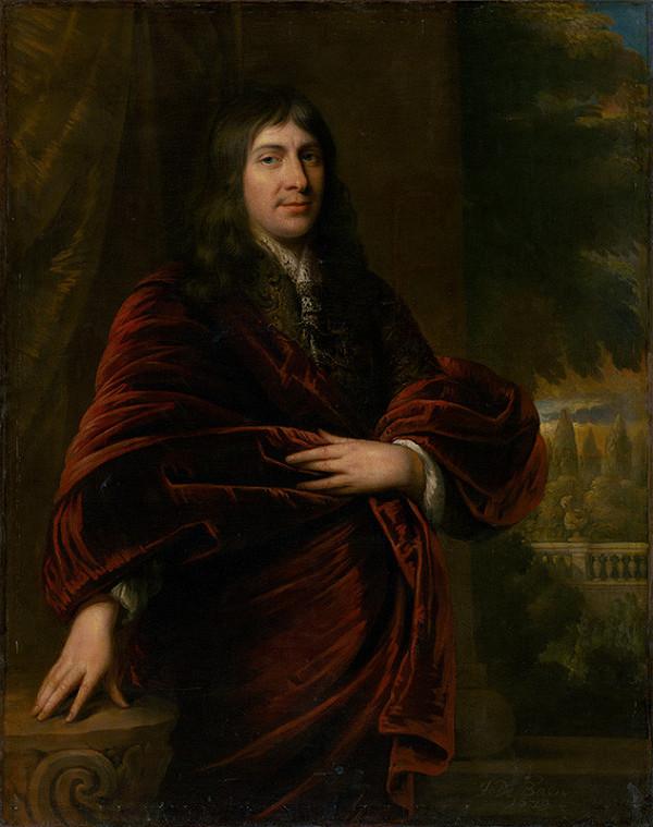Jan de Baen – Podobizeň šľachtica