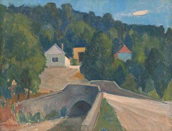 Martin Tvrdoň – Krajina s mostom