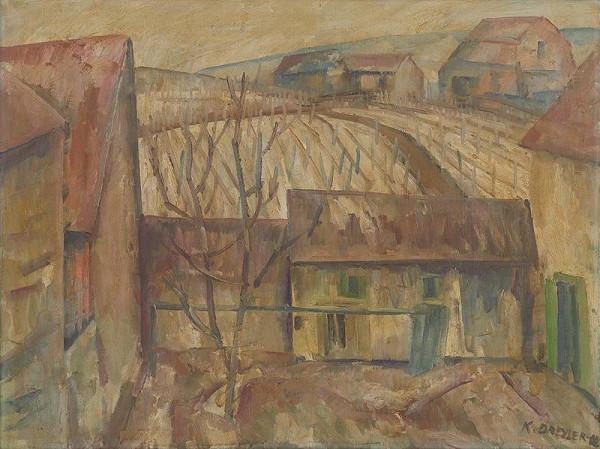 Karol Drexler - Krajina v zime