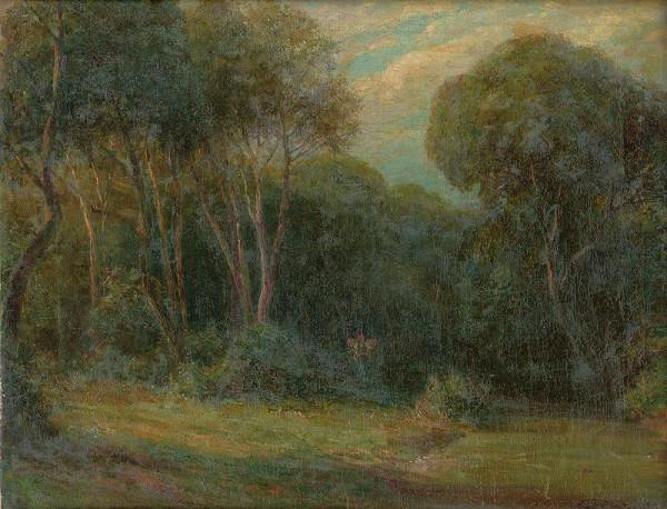 Ľudovít Čordák – Okraj lesa