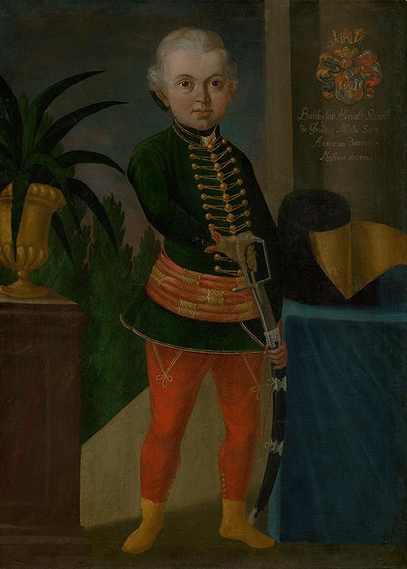 Ján Gottlieb Kramer – Baltazár Horváth-Stančič 10 ročný
