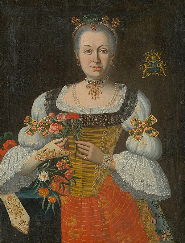 Ján Gottlieb Kramer - Johanna Zuzana Horvath-Stansithová
