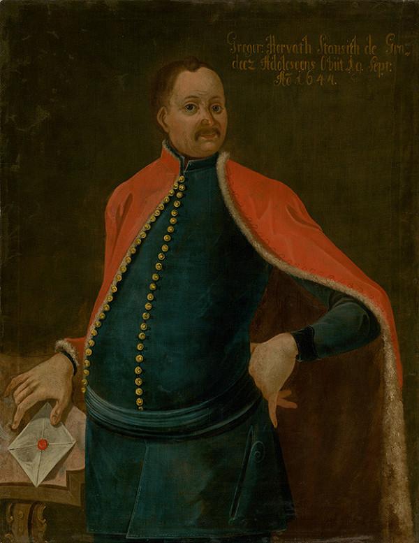Slovenský maliar z 1. polovice 17. storočia, Neznámy maliar, Spišský maliar - Gregor Horvath-Stansith