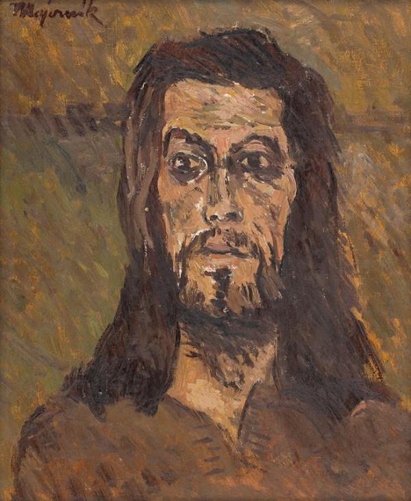 Cyprián Majerník - Hlava sv. Jána Krstiteľa