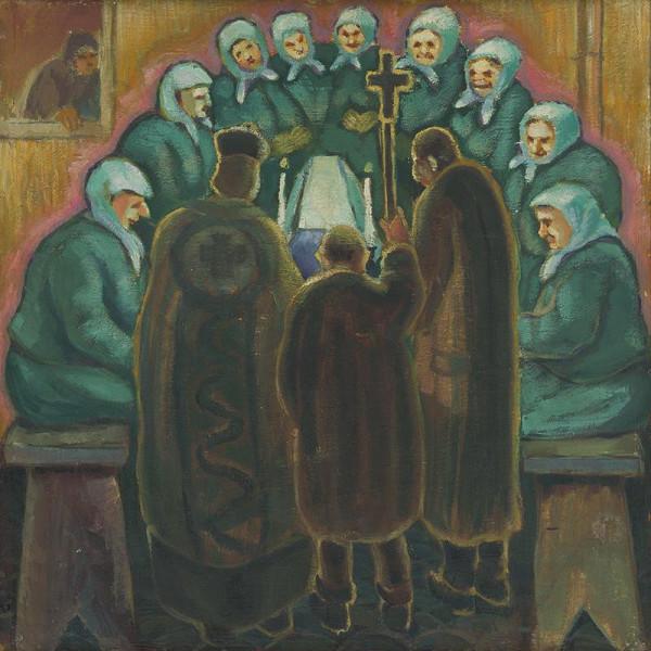Janko Alexy – Pohreb