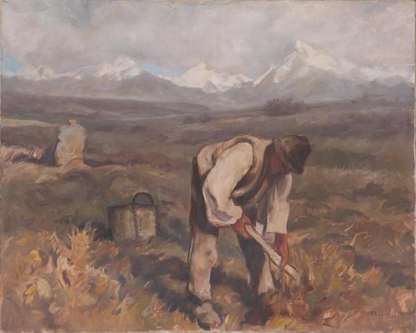 Zolo Palugyay – Jesenná práca