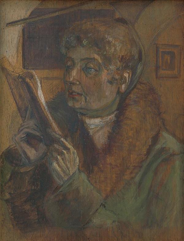 Margita Czóbelová – Podobizeň matky
