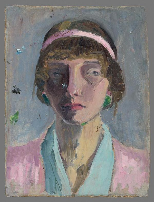 Frida Konstantin - Podobizeň M.A.Czobelovej