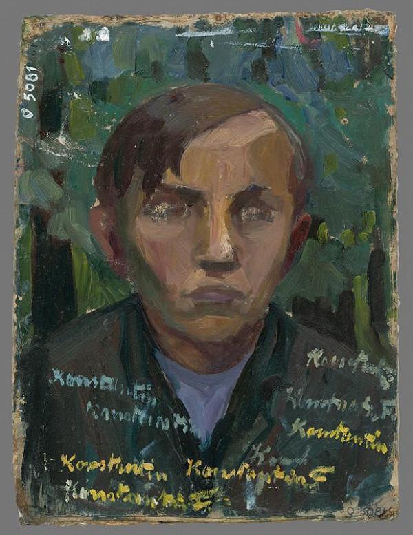 Frida Konstantin - Podobizeň Márie Anny Czobelovej