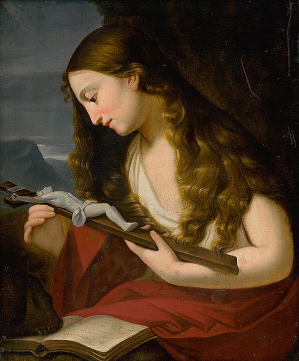 Severotaliansky maliar z konca 17. storočia – Mária Magdaléna