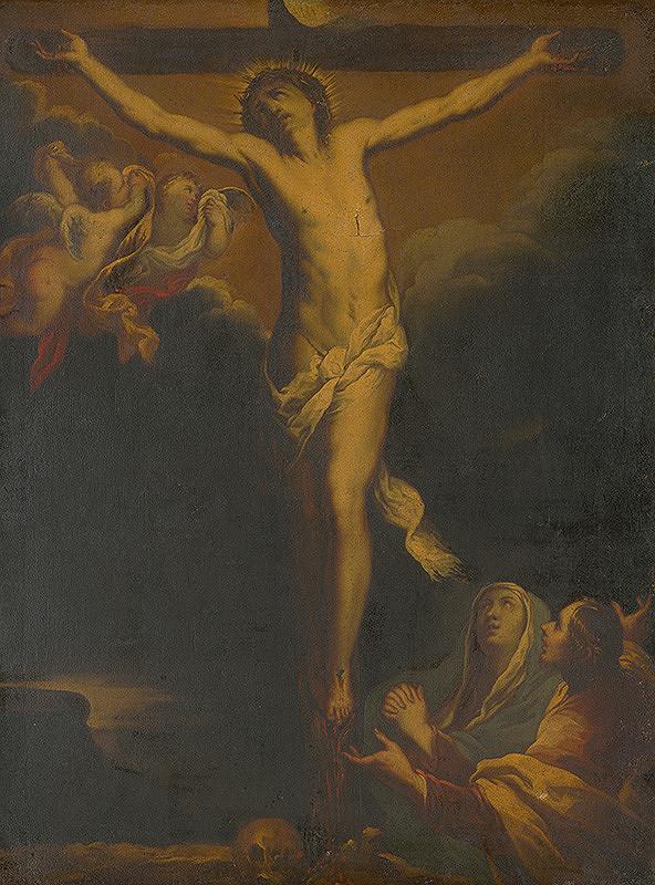 Stredoeurópsky maliar z 18. storočia – Ukrižovanie
