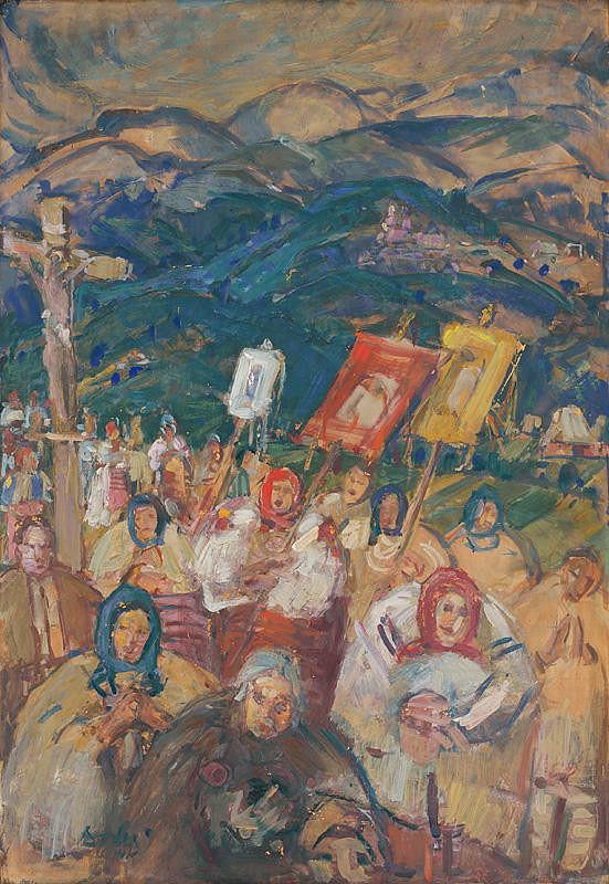 Andrej Doboš – Kalvária