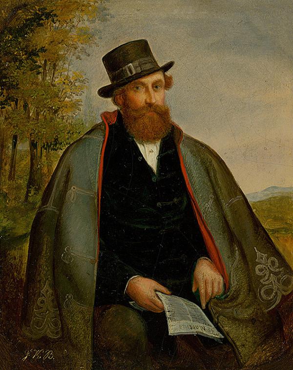 Vojtech Klimkovič - Podobizeň revolucionára z r. 1848
