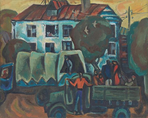 Oleg Alexandrovič Vukolov - Nový byt