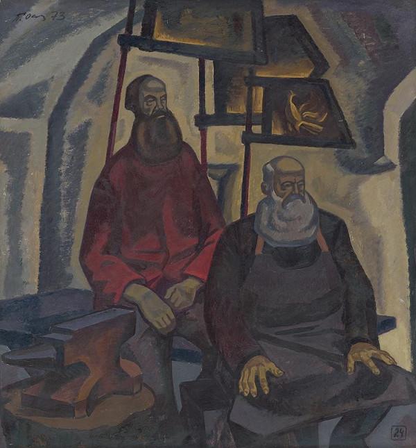 Peter Pavlovič Ossovskij – Pskovskí kováči