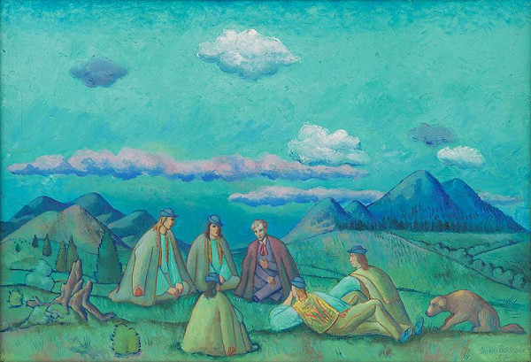 Štefan Bednár – Básnik medzi pastiermi