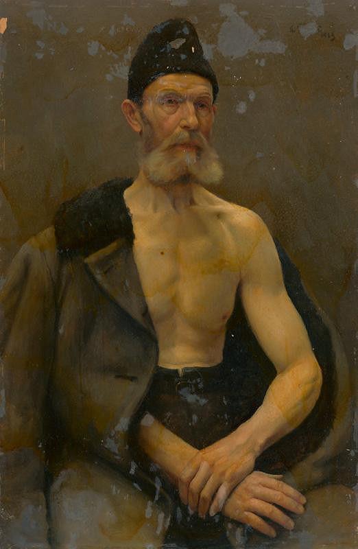 Ladislav Treskoň - Zajatec