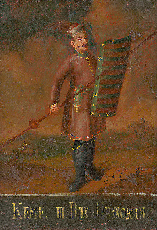 Slovenský maliar z 18. storočia, Neznámy maliar - Vojvoda Keme III.