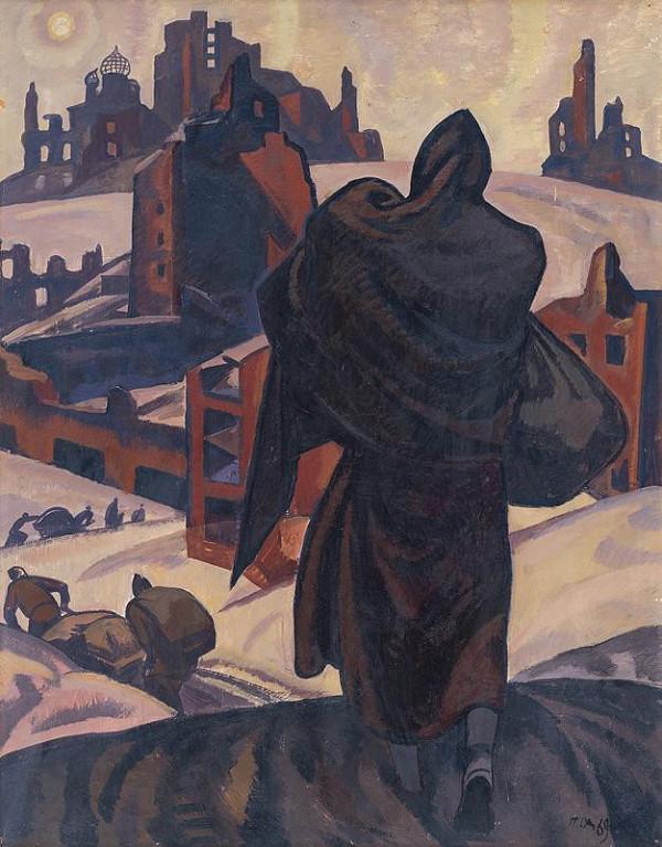 Peter Pavlovič Ossovskij - Návrat
