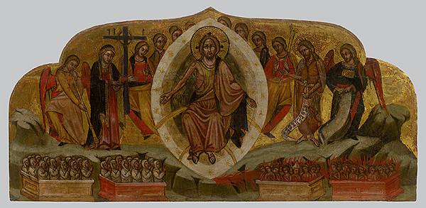 Simone dei Crocifissi – Posledný súd