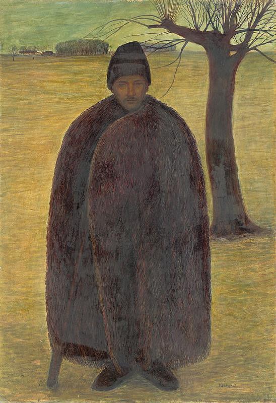 D. István Kurucz – Krajina s pastierom