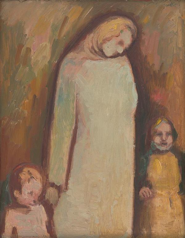 Michal Staudt – Matka s deťmi