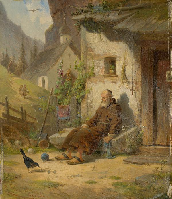 Bernhard Fröhlich – Pustovník