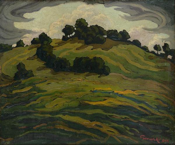 Edmund Gwerk – Po daždi