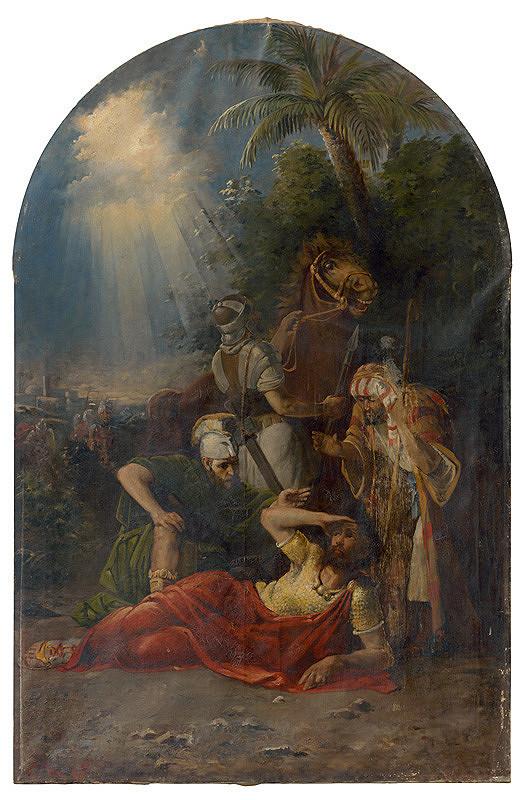 Árpád Feszty – Obrátenie sv. Pavla