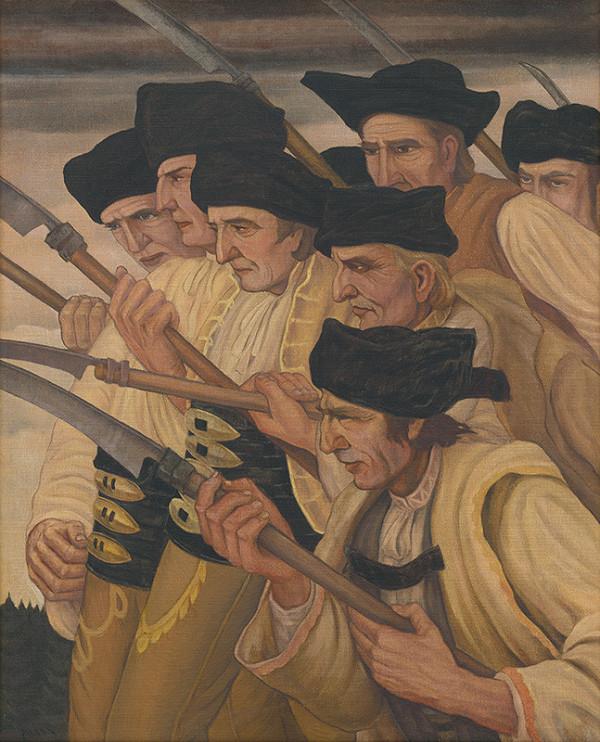 Janko Alexy – Slovenskí povstalci
