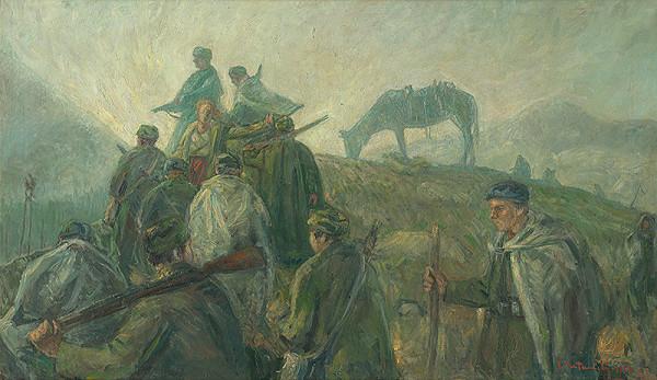 Vladimír Vestenický – Hory sa pohli