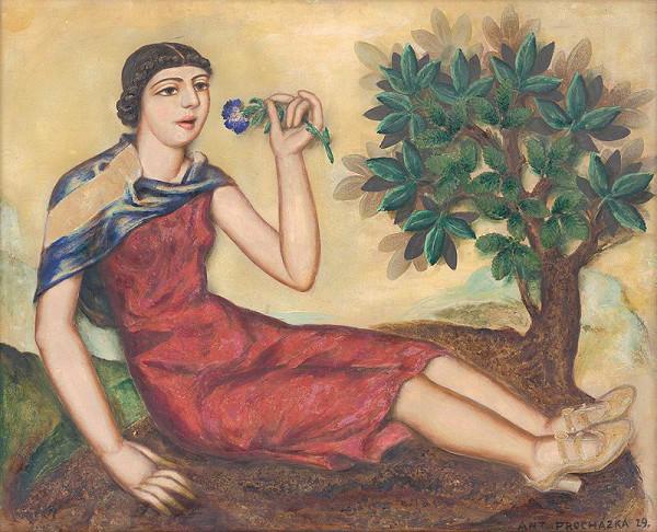 Antonín Procházka - Na jaře