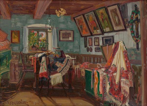 Martin Benka - Slovácka izba