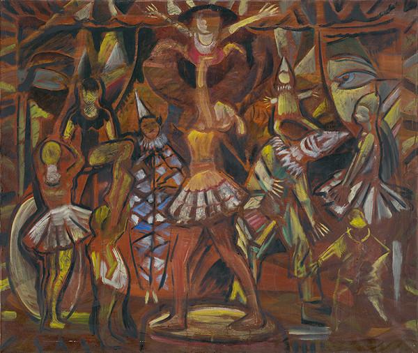 Anton Jasusch – Cirkus