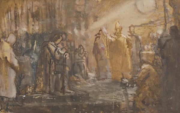 Maximilián Schurmann - Posviacka Pribinovho chrámu