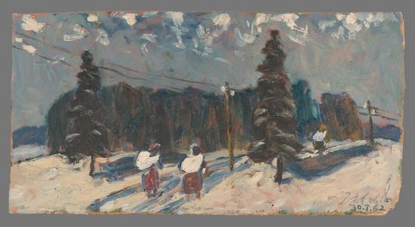 Jozef Kollár – Ženy na ceste