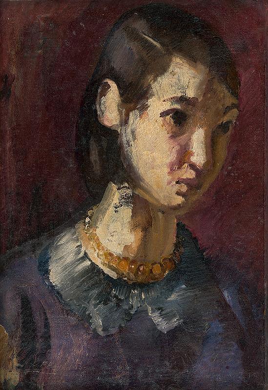 Ľudovít Feld - Portrét